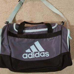 Adidas Defender medium duffel bag